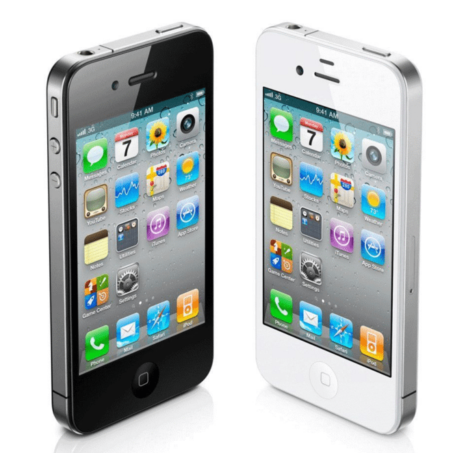 Smartphone iPhone 4 Ricondizionato