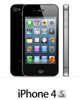 Apple iphone 4s di seconda mano