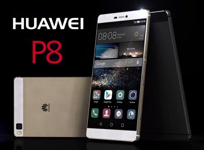 Huawei P8 ricondizionato