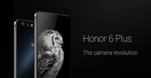 Huawei Honor 6 Plus Ricondizionato