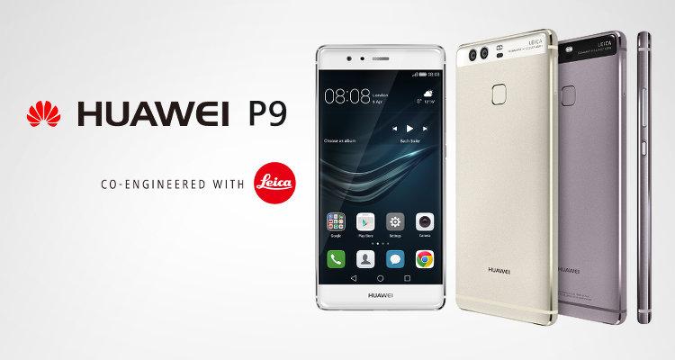 smartphone usato huawei p9 in offerta